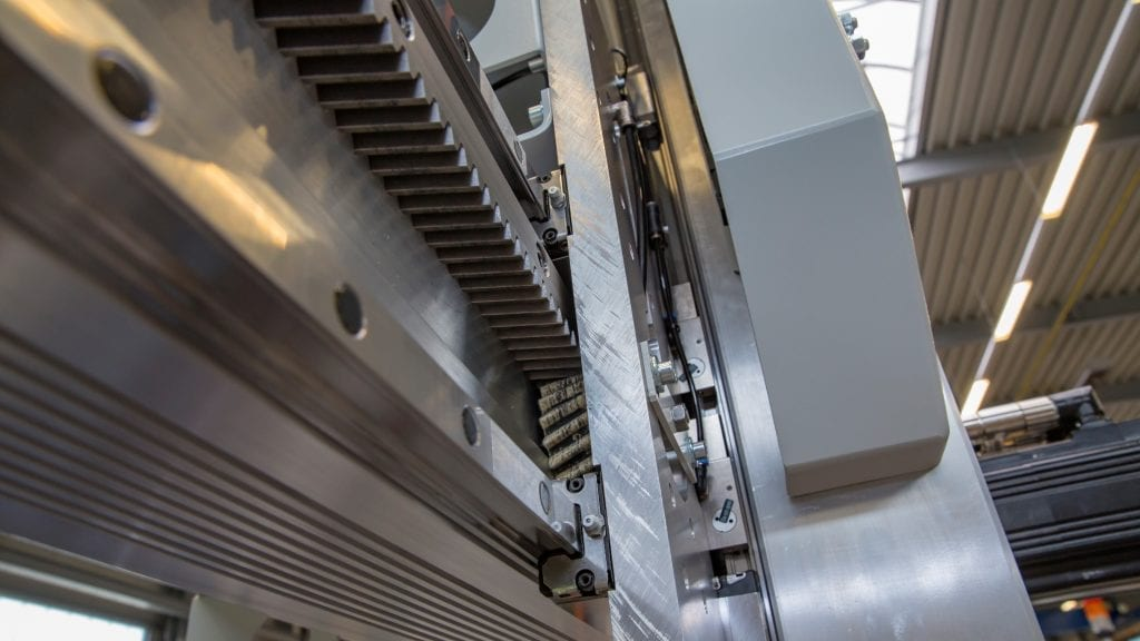 Factory automation for CNC lathes for increased productivity