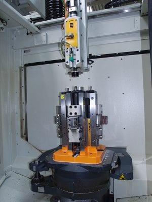 Agile Roboterzelle