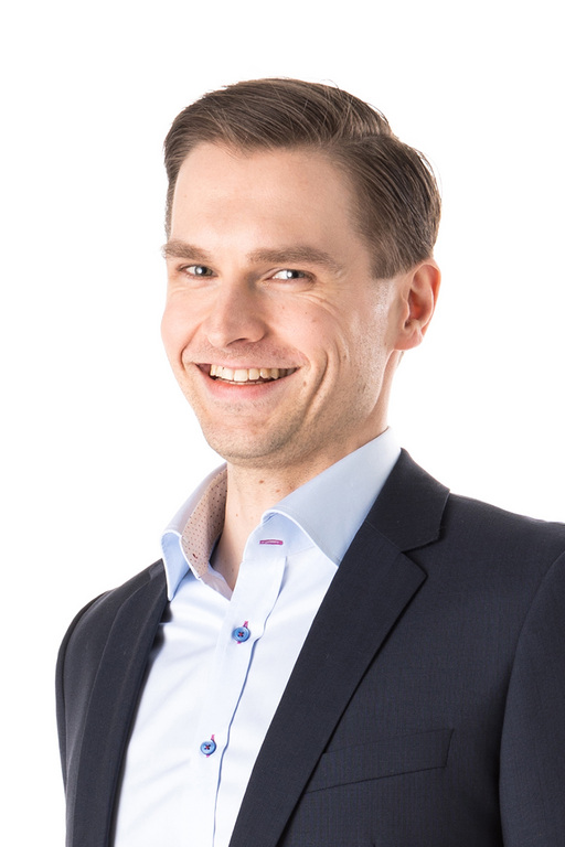 Ilkka Saarimaa, Fastems Produkt Manager