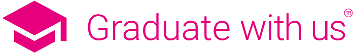 graduate with us