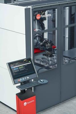 Fastems RoboCell ONE - hocheffizientes Teilehandling